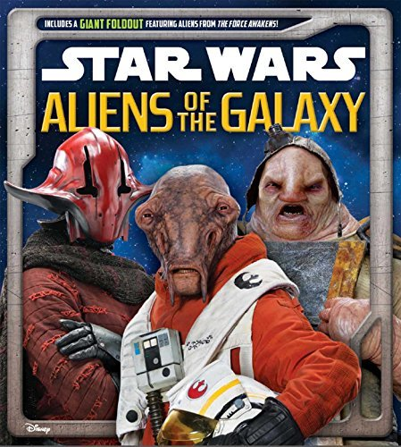 Star Wars: Aliens of the Galaxy by Jason Fry (2016-08-23)