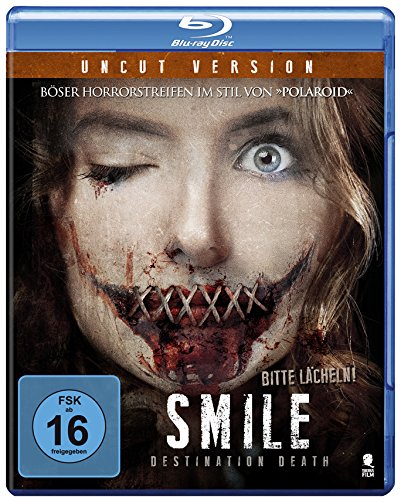 Smile - Destination Death [Blu-ray]