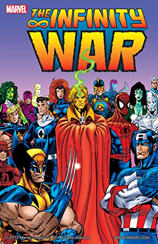Infinity War: Collected Edition (English Edition) por Jim Starlin