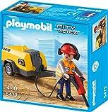 PLAYMOBIL 5472 - Bauarbeiter mit Presslufthammer