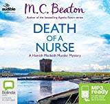Best Audible Mysteries - Death of a Nurse Review