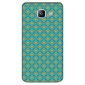 Mobo Monkey Designer Printed Back Case Cover for Samsung Galaxy A9 (2016) :: Samsung Galaxy A9 (2016) Duos (Flower :: Floral :: Texture :: Pattern :: Moroccan)