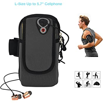 f5e21512fcdc Asics MP3 Pocket Running Armband  Amazon.co.uk  Sports   Outdoors
