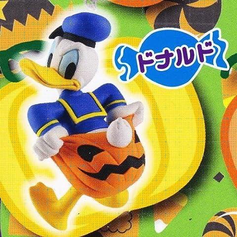 Disney Halloween pantaloni zucca mascotte [3. Donald] (singolo)