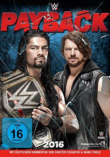 WWE - Payback 2016