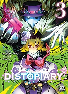 Distopiary Edition simple Tome 3