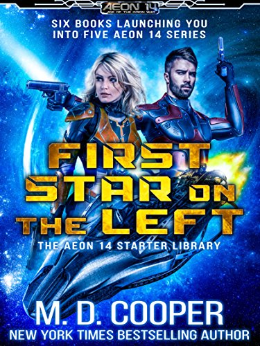 First Star on the Left - The Aeon 14 Starter Library (English Edition) -