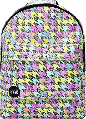 Mi-Pac Mini Sac à Dos Enfants, 41 cm, Multicolore(Dogtooth Multi)