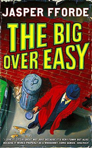 The Big Over Easy: Nursery Crime Adventures 1