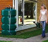 Gartentank 750 L inkl. Klarsichtschlauch