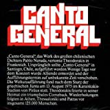 Canto General...