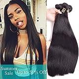 Best Brazilian Straight 4 Bundles - Uneed Hair Brazilian Virgin Hair Straight 4 bundles Review