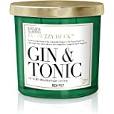 Baylis & Harding Fuzzy Duck Cocktails Gin and Tonic Luxury Double Wick Candle
