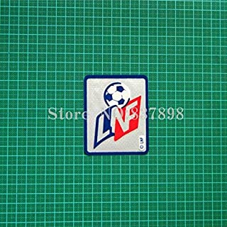ASTONISH LFP French Ligue Patch Ligue DE Football PROFESSIONNEL TM Soccer Patch Soccer Badges LNF Patch: 1