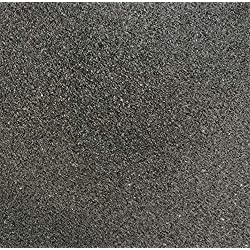 Tapis de protection anti-chute en caoutchouc | Tapis de protection en caoutchouc | Absorption des chocs | recyclage (SBR) | Fond de jeu | 50 x 50 cm, épaisseur 3 cm