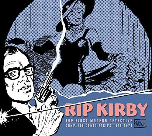 Rip Kirby, Vol. 10 por Fred Dickenson