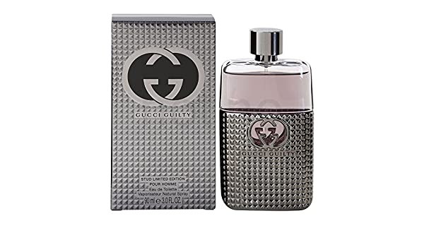 d8c17b9d7271 Buy Gucci Guilty Studs Limted Edition Edt 90ml With Ayur Lotion FREE Online  at Low Prices in India - Amazon.in