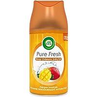 Air Wick Desodorisant Maison Recharge Diffuseur Freshmatic Mangue Tropicale 250 ml