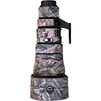 Lens Cover for Nikon 500mm PF ED (Tropical Wood-Web® Camouflage)