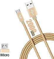 Linktech LCA-K570, Altın Rengi Data Kablo