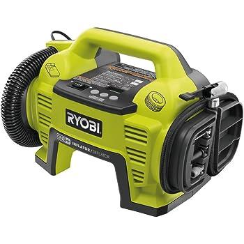 Ryobi R18I-0 Inflateur sans fil (sans chargeur et batterie)