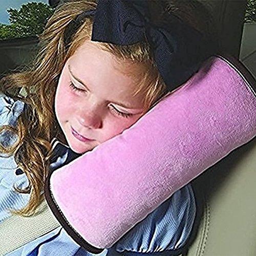 Hosaire Bebé Niños Almohada de Correa de Seguridad de Coche Cinturon de seguridad Protección del Hombro