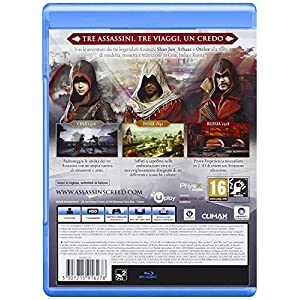 ASSASSIN'S CREED CHRONICLES PACK PS4