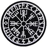 ecusson arbre de vie bouclier calendrier chance sante celte breton celte celtique viking rune 9cm