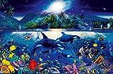 Giant Art® XXL-Poster - Majestic Kingdom - Format: 175x115 cm – 1-teilig