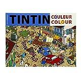 Livre de coloriage Les Aventures de Tintin V2 24348 (2016)...
