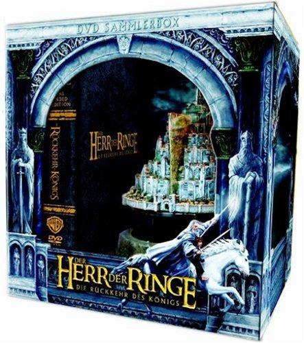 Bild von Der Herr der Ringe - Die Rückkehr des Königs (Sammlerbox, 5 DVDs)