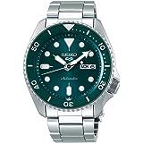 Seiko 5 FACELIFT, 10 Bar water resistant, Calendar, Emerald Green Men's watchSRPD61K1