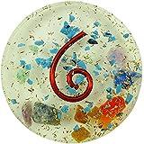 Winmaarc Crystal Symbol Disc Reiki Healing Orgone Spiritual Healing - B07B26LP7J