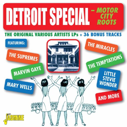 Detroit Special - Motor City Roots