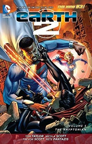 Earth 2 TP Vol 5 The Kryptonian
