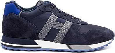 Hogan Sneaker Uomo H383 Blu HXM3830AN51N4X50C5