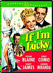 If I'm Lucky [DVD] [1944] [Region 1] [US Import] [NTSC]