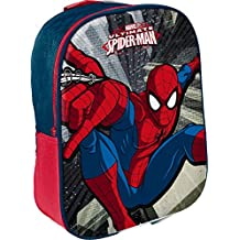 Star Licensing Marvel Spiderman Zainetto Piccolo Zainetto per bambini, Multicolore