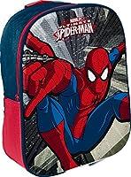 Simpatico e grazioso zaino scuola asilo del famosissimo personaggio di  Spiderman del mondo Marvel. Composta