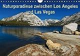 Naturparadiese zwischen Los Angeles und Las Vegas (Wandkalender 2018 DIN A4 quer): Fotos, die während eines Roadtrips entlang der Sierra Nevada ... [Kalender] [Apr 16, 2017] Hitzbleck, Rolf - Rolf Hitzbleck