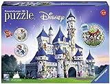 Ravensburger Puzzles 3D Building Serie Maxi, Disney Fantasy Castle (12587)