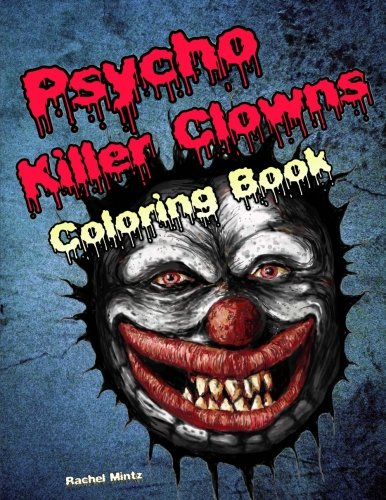 - Coloring Book: Blood Thirsty Jesters - Creepy Halloween Horror – For Kids Age 9+ & Teenagers (Jester Halloween)