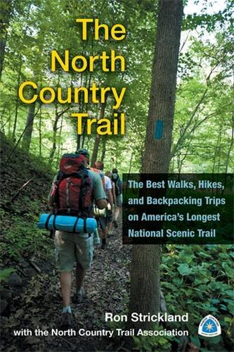 Trail Country Map North (The North Country Trail: The Best Walks, Hikes, and Backpacking Trips on America's Longest National Scenic Trail)