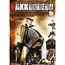 Das große Buch für Akkordeon