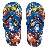 Avengers Hulk Captain America Iron man Sandalen Strandschuhe Badelatschen Badeschuhe Zehentrenner Schuhe 26-30