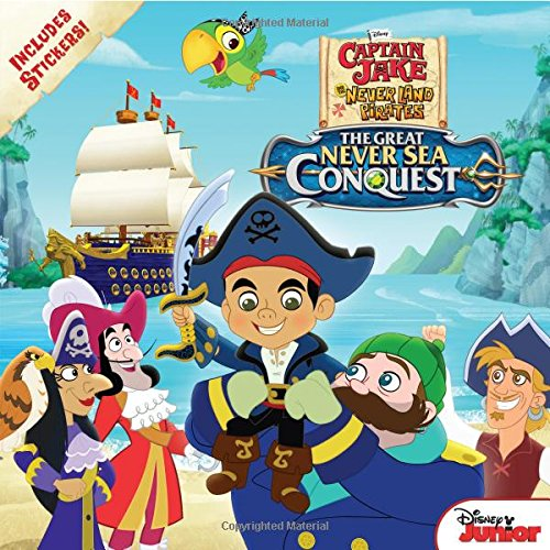 Jake and the neverland pirates: jake's neverland pirate school app.