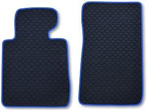 Rau Gummimatten Fussmatten Octagon Duo Mit Blauem Band Fahrzeug Siehe Text Auto