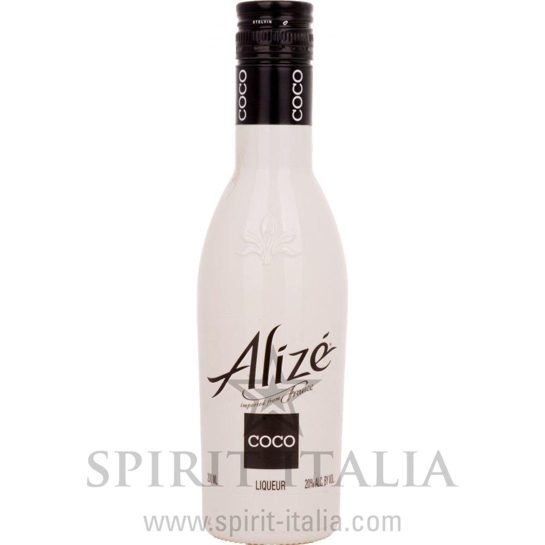 Alizé Liqueur Coco 20,00 % 0.2 l.