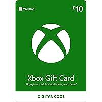 Xbox Live £10 Credit [Xbox Live Online Code]