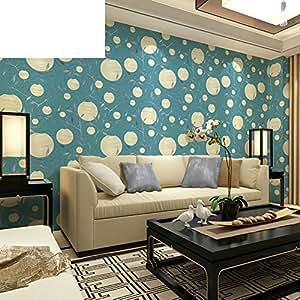 moderne chinesische vliestapete schlafzimmer wohnzimmer sofa tv hintergrund tapeten d. Black Bedroom Furniture Sets. Home Design Ideas